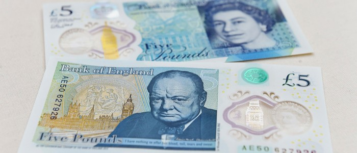 Everything You Need To Know About The New £5 Note